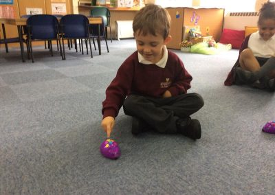 EYFS Robot mice programming